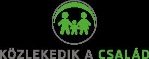 Közlekedik a család logó